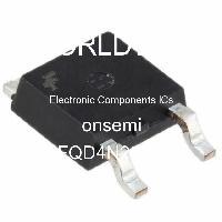 FQD4N25TM - Fairchild Semiconductor Corporation - Circuiti integrati componenti elettronici