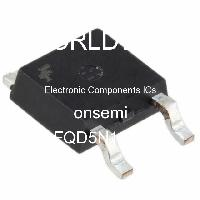 FQD5N15TF - ON Semiconductor - Electronic Components ICs