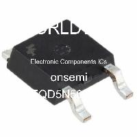 FQD5N50CTM - ON Semiconductor - Electronic Components ICs