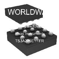 TS3A225EYFFR - Texas Instruments
