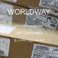 IL-FPR-13S-VF-N1 - JAE Electronics - FFCおよびFPCコネクタ