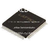 LC4128V-75TN128C - Lattice Semiconductor Corporation