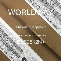 DS32512N+ - Maxim Integrated Products - Contrôleur de réseau et CI de processeur