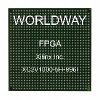 XC2V1000-5FF896I - Xilinx