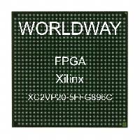 XC2VP20-5FFG896C - Xilinx - FPGA(Field-Programmable Gate Array)