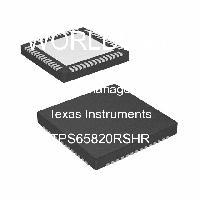 TPS65820RSHR - Texas Instruments