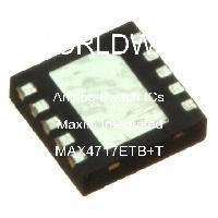 MAX4717ETB+T - Maxim Integrated Products