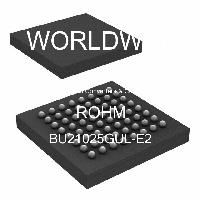 BU21025GUL-E2 - Rohm Semiconductor - Touch Screen Converters & Controllers