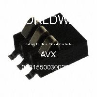 009155003002016 - AVX Corporation - Battery Holders, Clips & Contacts