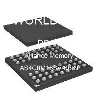 AS4C8M16SA-6BIN - Alliance Memory, Inc.