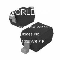 SD103CWS-7-F - Zetex / Diodes Inc - Diodes et redresseurs Schottky