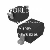 BAT43WS-E3-08 - Vishay Intertechnologies - 쇼트 키 다이오드 및 정류기