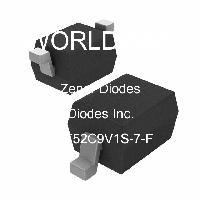 BZT52C9V1S-7-F - Zetex / Diodes Inc - Diodos Zener