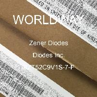 BZT52C9V1S-7-F - Diodes Incorporated - Diodos Zener
