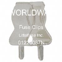 01220087N - Littelfuse - Fuse Clips