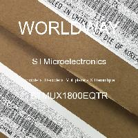 STMUX1800EQTR - STMicroelectronics - Encoders, Decoders, Multiplexers & Demultiple