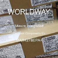 MAX4278EPA+ - Maxim Integrated Products - CIs de componentes eletrônicos