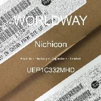 UEP1C332MHD - Nichicon - 铝电解电容器 - 含铅
