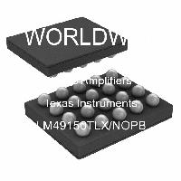 LM49150TLX/NOPB - Texas Instruments - Audio Amplifiers