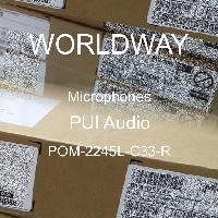 POM-2245L-C33-R - PUI Audio - Microphones