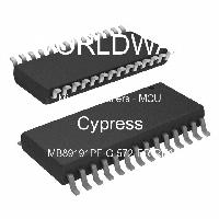 MB89191PF-G-572-ER-RE1 - Cypress Semiconductor - Microcontrollers - MCU
