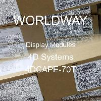 4DCAPE-70T - 4D Systems - Display Modules