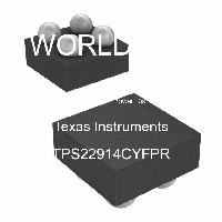 TPS22914CYFPR - Texas Instruments