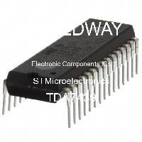TDA7439 - STMicroelectronics