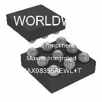 MAX98355AEWL+T - Maxim Integrated Products