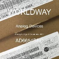 AD6654BBC - Analog Devices Inc - Convertisseurs analogique-numérique - CAN