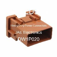 DW1P020 - JAE Electronics - Heavy Duty Power Connectors