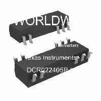 DCR022405P-U - Texas Instruments - Convertitori CC / CC isolati