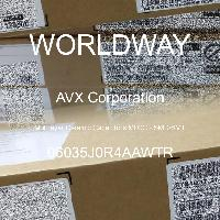 06035J0R4AAWTR - AVX Corporation - Condensateurs céramique multicouches MLCC - S