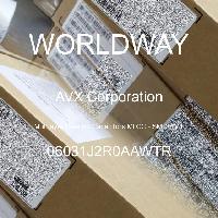 06031J2R0AAWTR - AVX Corporation - Capacitores de cerâmica multicamada MLCC - SM