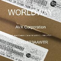 06035J4R3AAWTR - AVX Corporation - Capacitores cerámicos de capas múltiples (MLC