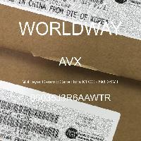 06035J3R6AAWTR - AVX Corporation - Capacitores cerámicos de capas múltiples (MLC