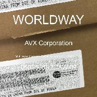 06035J8R2DAWTR - AVX Corporation - Capacitores de cerâmica multicamada MLCC - SM