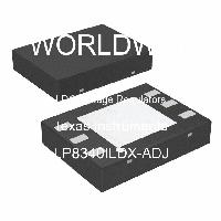 LP8340ILDX-ADJ - Texas Instruments
