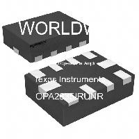 OPA2835IRUNR - Texas Instruments - High Speed Operational Amplifiers