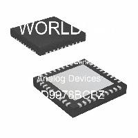 AD9978BCPZ - Analog Devices Inc