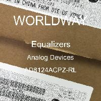 AD8124ACPZ-RL - Analog Devices Inc - Equalizers