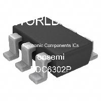 FDC6302P - ON Semiconductor