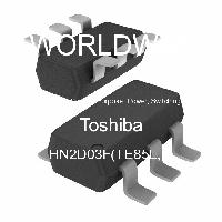 HN2D03F(TE85L,F) - Toshiba America Electronic Components - Diodes - General Purpose, Power, Switching