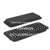 SSTUB32864AHLFT - Renesas Electronics Corporation - Electronic Components ICs