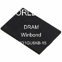 W631GU6KB-15 - Winbond Electronics Corp