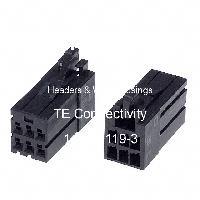 1-1318119-3 - TE Connectivity Ltd - Headers & Wire Housings