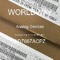 AD7667ACPZ - Analog Devices Inc - Analog to Digital Converters - ADC