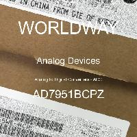 AD7951BCPZ - Analog Devices Inc - Analog to Digital Converters - ADC
