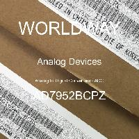 AD7952BCPZ - Analog Devices Inc - Analog to Digital Converters - ADC