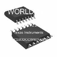 ADC0832CCWM/NOPB - Texas Instruments - Analog to Digital Converters - ADC